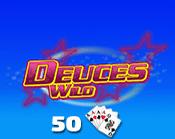 Deuces Wild 50 Hand